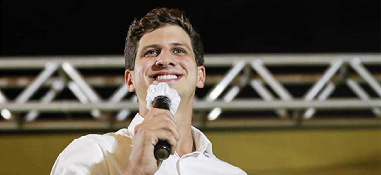João Campos é eleito em Recife