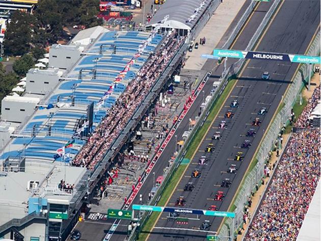 Circuito de Melbourne terá mudanças para 2021