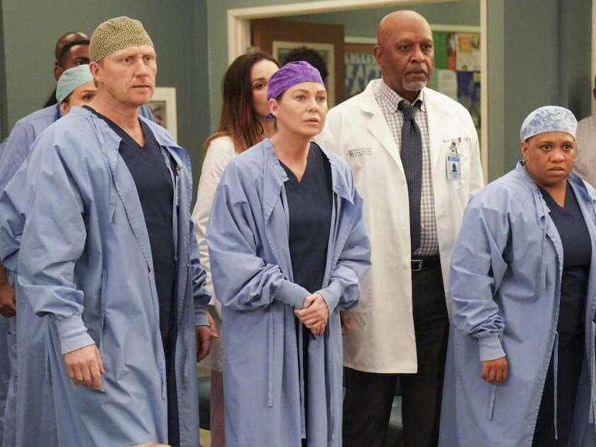 Grey's Anatomy anuncia novo ator para elenco fixo