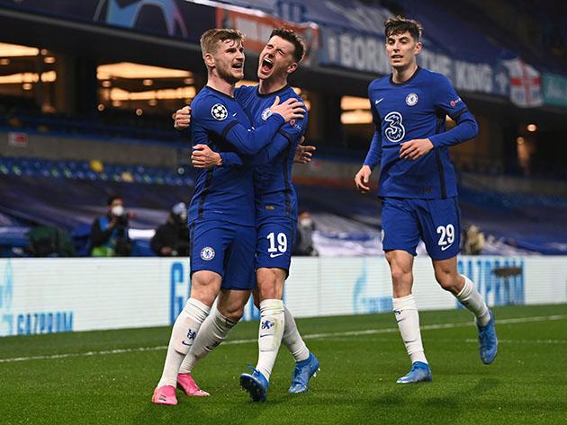 Chelsea vence o Real Madrid e pega o City na final da Liga dos Campeões