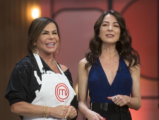 Gretchen participa de prova em dupla no próximo episódio do MasterChef