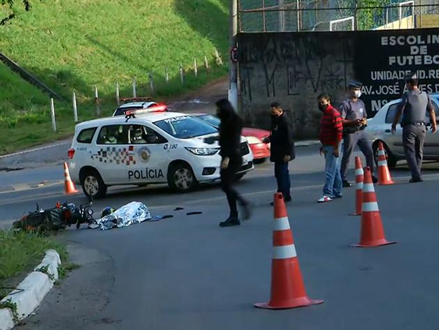 Policial reage e mata assaltante após tentativa de roubo em São Paulo