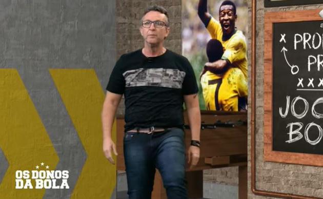"""Neto pede Mosquito titular e Corinthians jogando como """"time pequeno"""""""