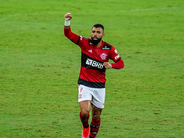 Flamengo goleia o La Calera por 4 a 1 pela Libertadores