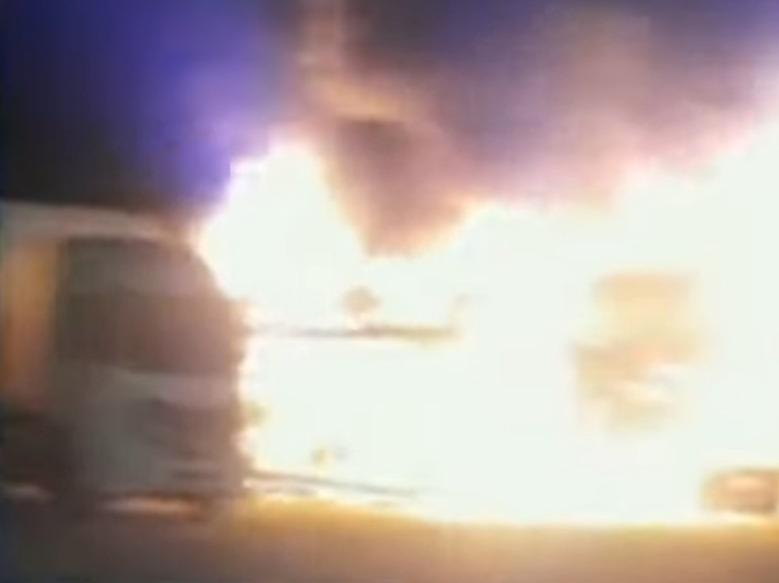 Operação prende envolvidos em incêndios causados pelo PCC em caminhões