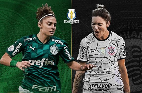 Corinthians X Palmeiras: BandNews FM transmite decisão inédita do Brasileirão feminino neste domingo (26)