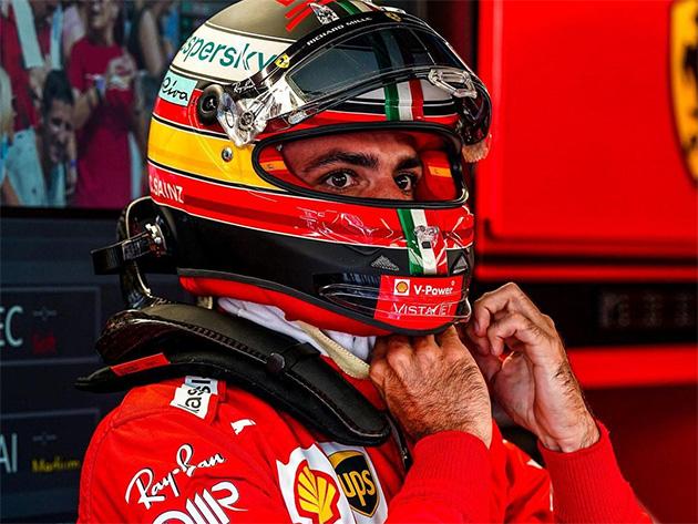 Espanhol completou o GP da Itália na sexta colocação