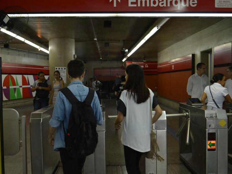 Bilheterias das estações Belém e Granja Julieta são fechadas