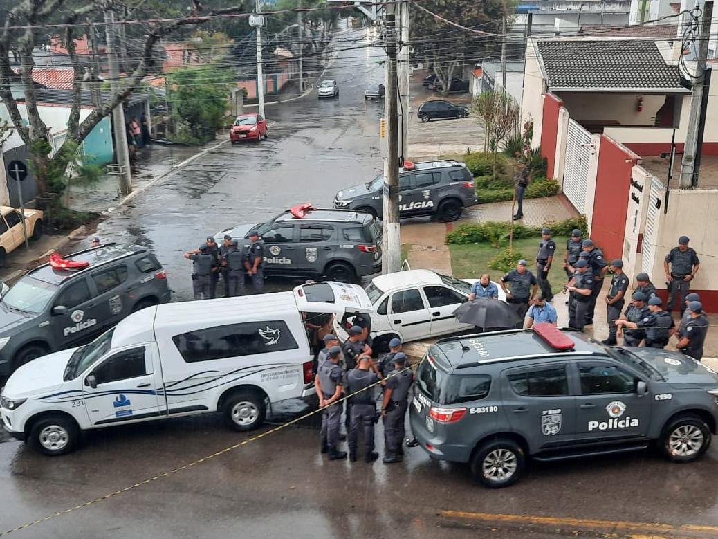 PM pede prisão preventiva de nove policiais investigados por morte na zona sul de São José dos Campos