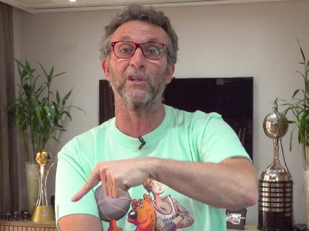 Neto responde com quem jamais trabalharia e defende Ceni no Flamengo