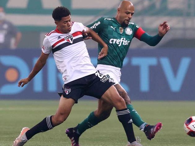São Paulo e Palmeiras iniciam série de jogos decisivos neste sábado