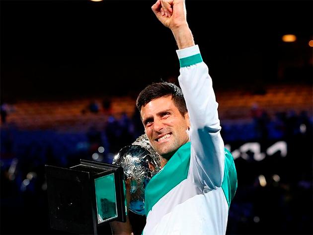 """""""Emocionalmente, foi um dos torneios mais difíceis que tive"""", disse o sérvio"""