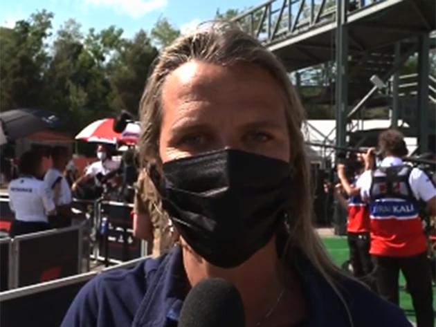 "F1: Mariana Becker conta ""bafão"" que aconteceu com Valtteri Bottas"