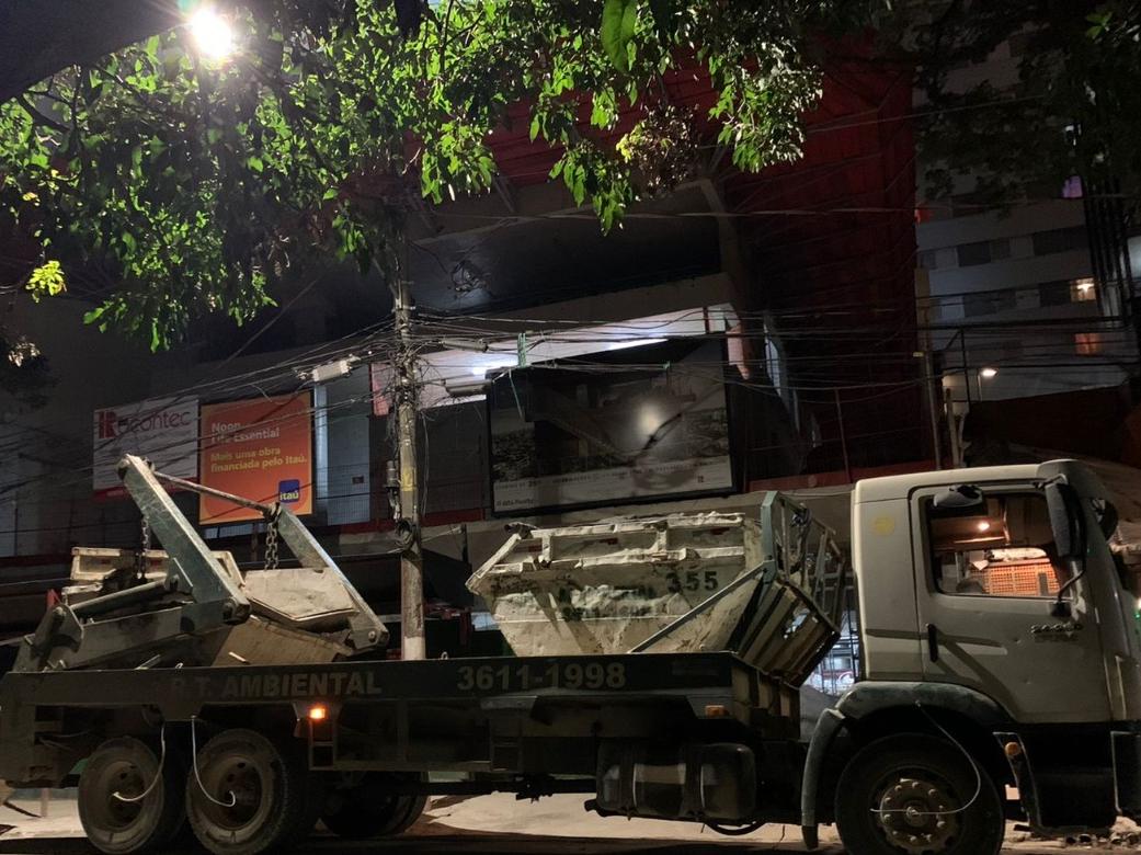 SP: Obra atrapalha o sono de moradores de Perdizes, na zona oeste de São Paulo.
