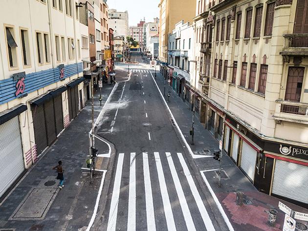 Em fase vermelha, São Paulo pode adotar medidas ainda mais restritivas