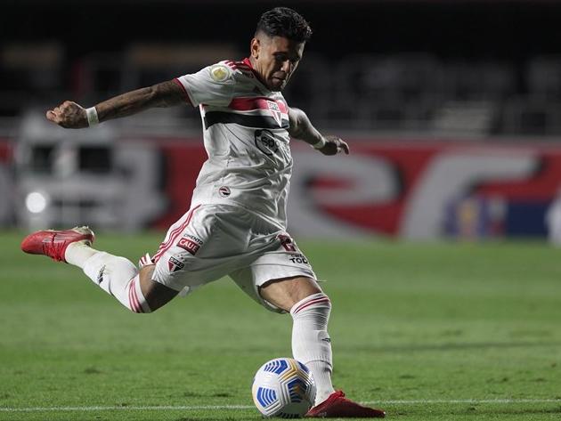 Galeano passa por cirurgia e é mais um desfalque para o São Paulo