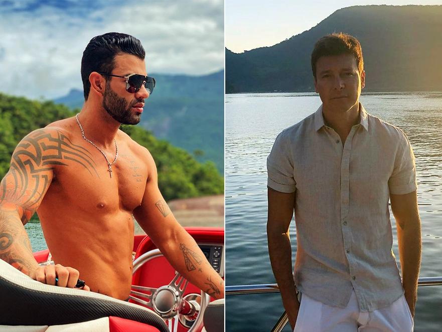 De Gusttavo Lima a Rodrigo Faro: conheça os iates de luxo das celebridades