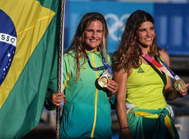 Dia em Tóquio tem 4 medalhas do Brasil, gritos de suíças e Biles; veja resumo