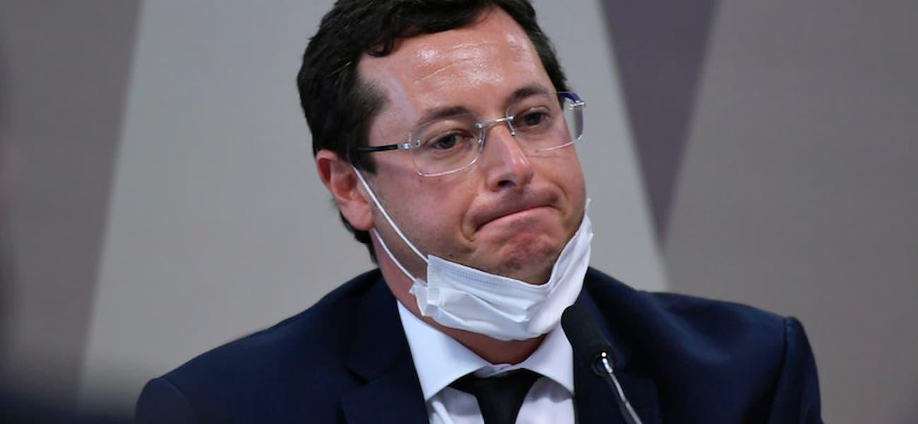 Wajngarten diz que carta da Pfizer ao governo ficou 2 meses sem resposta