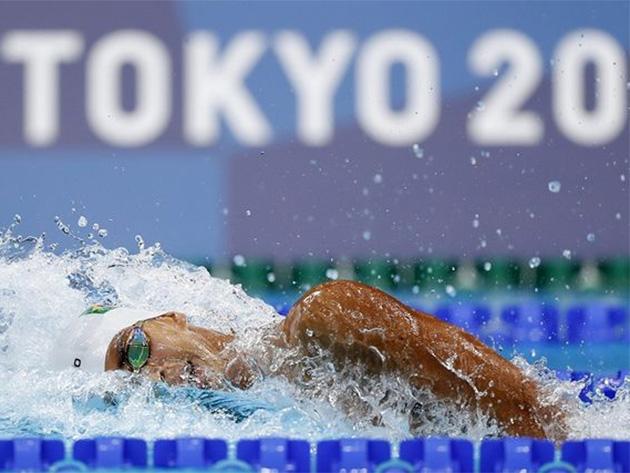 Norte-americano é o primeiro campeão dos 800m livre em Jogos; Guilherme Costa chega em oitavo