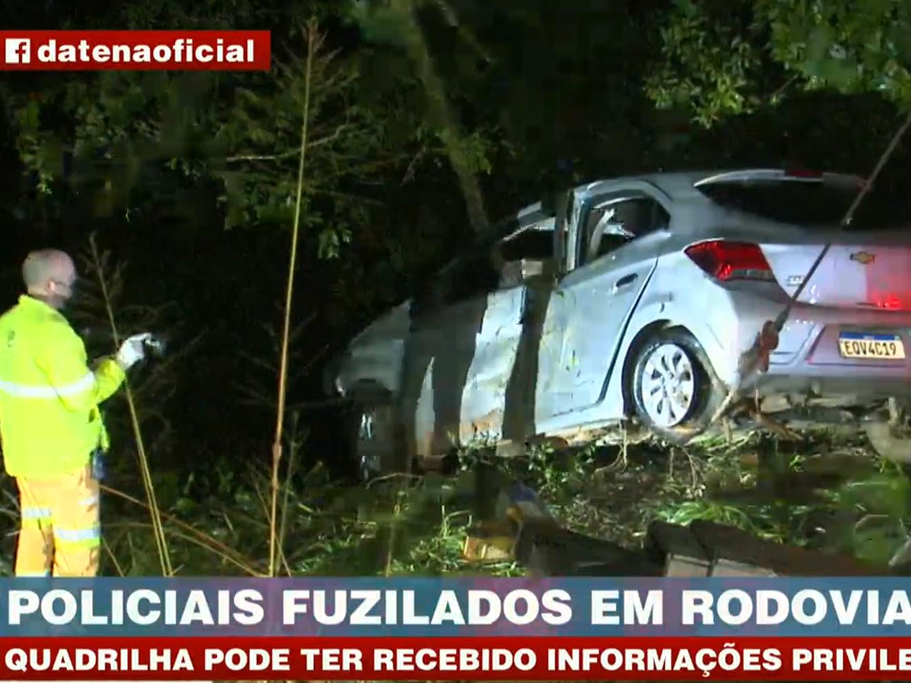 Polícia pede prisão de motorista de caminhão que sofreu emboscada na Anhanguera