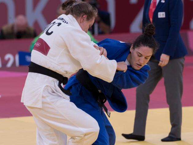 Mayra Aguiar é bronze em Tóquio e faz história com terceira medalha olímpica