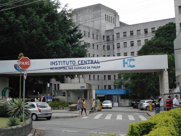 Hospital das Clínicas suspende consultas até o próximo domingo