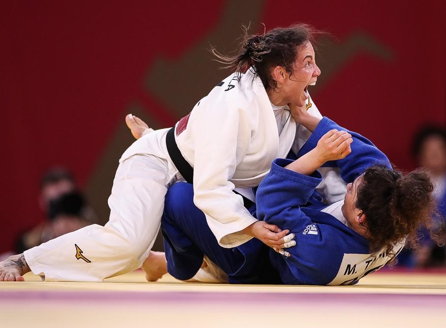 Arbitragem acertou ao não dar wazari para Maria Portela, diz medalhista olímpico