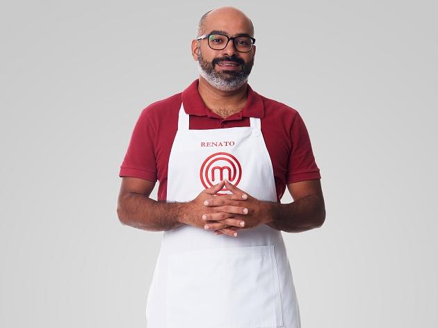 Renato é participante da 8ª temporada do MasterChef