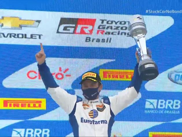Stock Car: Daniel Serra e Ricardo Mauricio vencem as corridas da Etapa de Goiânia