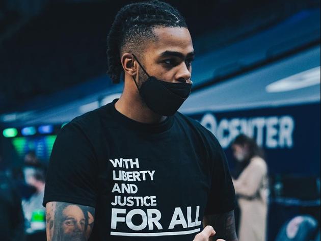 Jogadores de Timberwolves e Nets protestam por morte de jovem negro