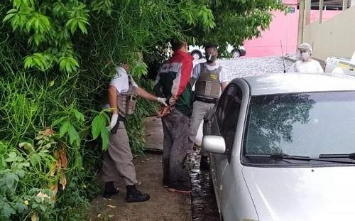 Homem é preso no RS pela 2ª vez por espalhar a covid-19 de propósito