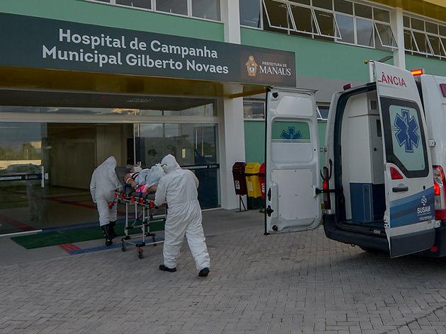 Prefeito de Manaus diz que hospitais particulares também ficarão sem oxigênio