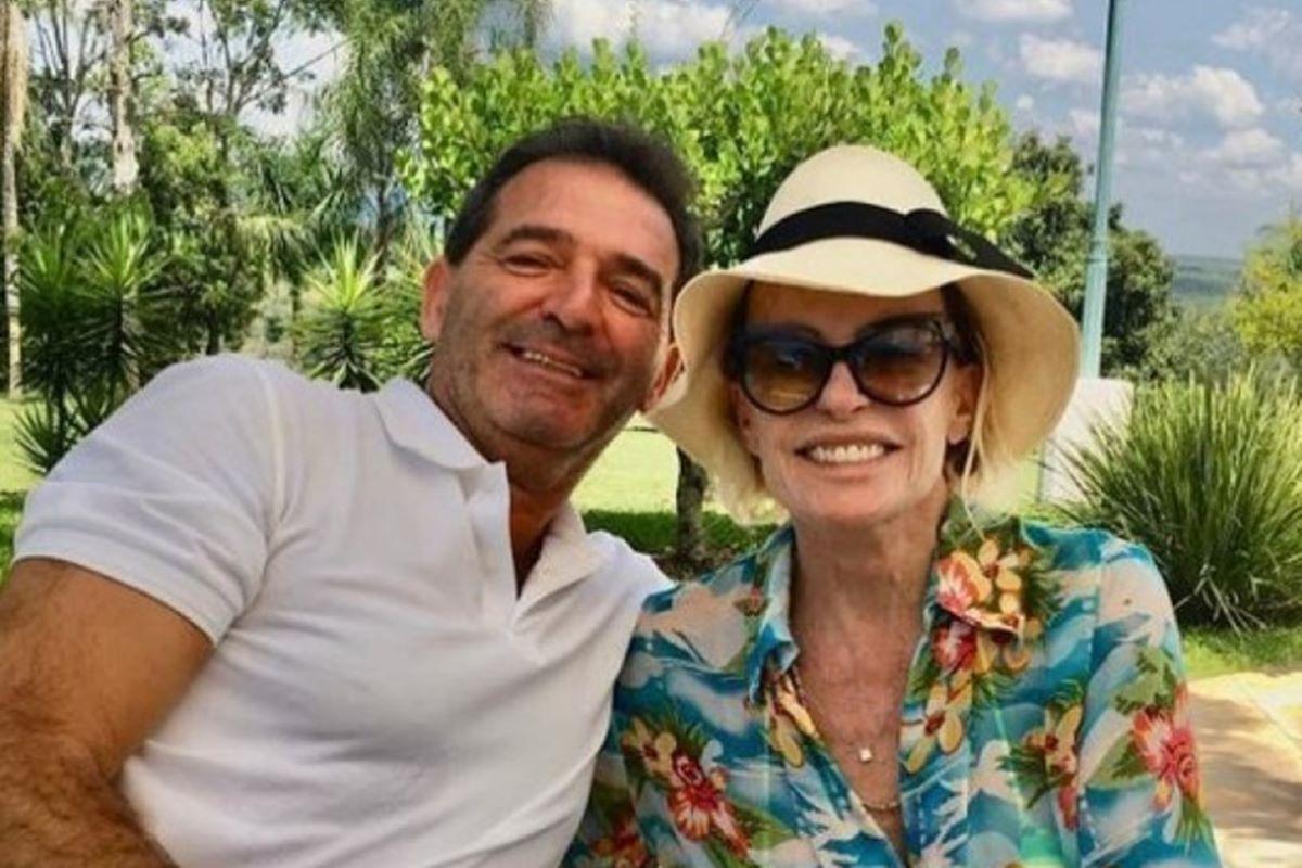 Sem aliança, fãs especulam fim do casamento de Ana Maria Braga