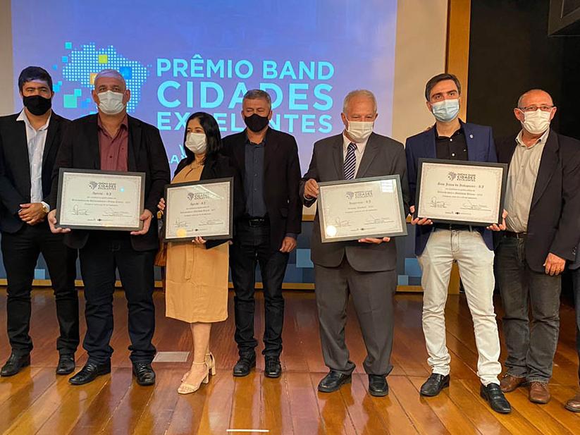 Prêmio Band Cidades Excelentes: Saiba quais os municípios vencedores no Rio de Janeiro