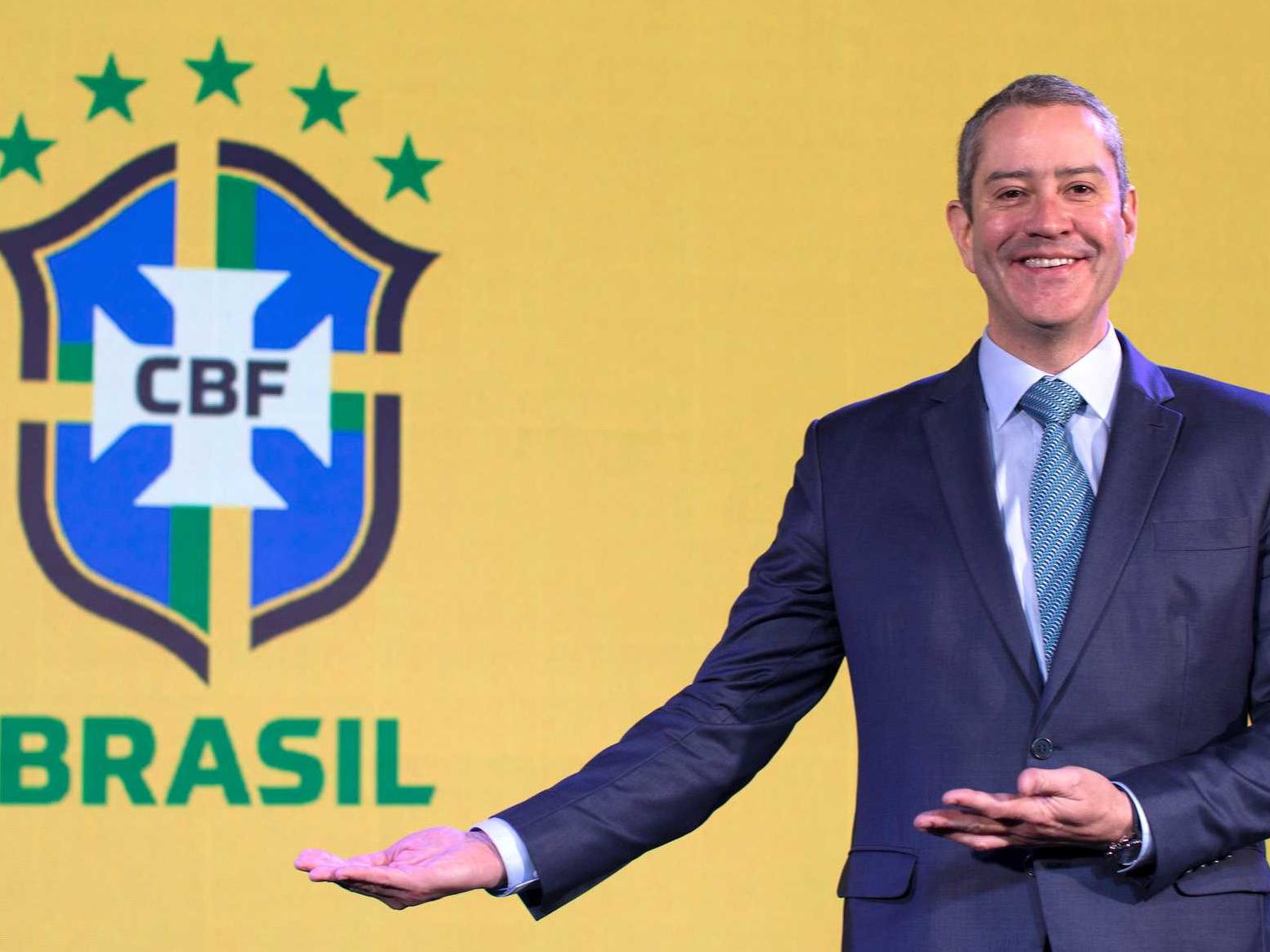 Rogério Caboclo é afastado da presidência da CBF por 30 dias