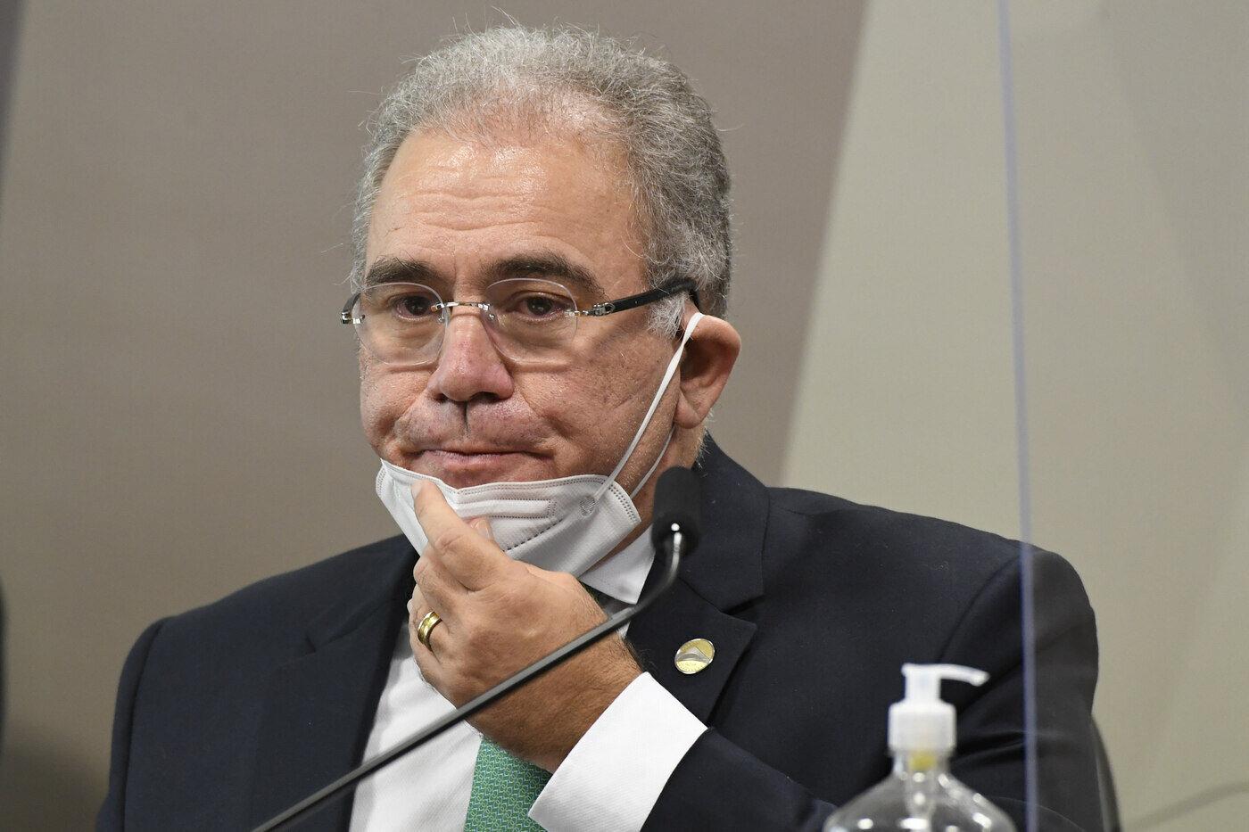 Marcelo Queiroga testa positivo pra Covid-19 e é destaque nos jornais britânicos