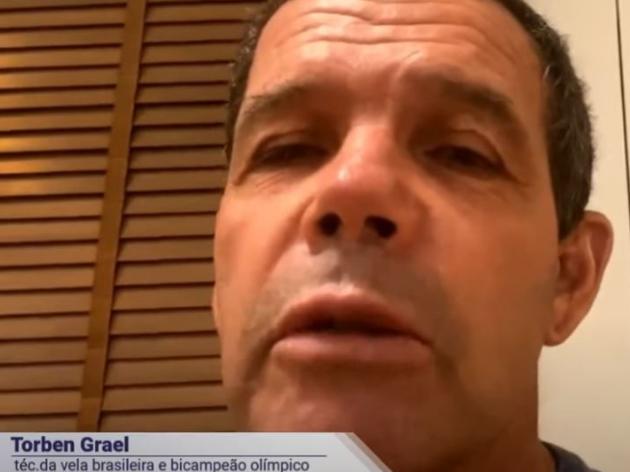 Torben Grael afirma que erros fazem parte da competição e serviram para aprimorar regata da dupla brasileira