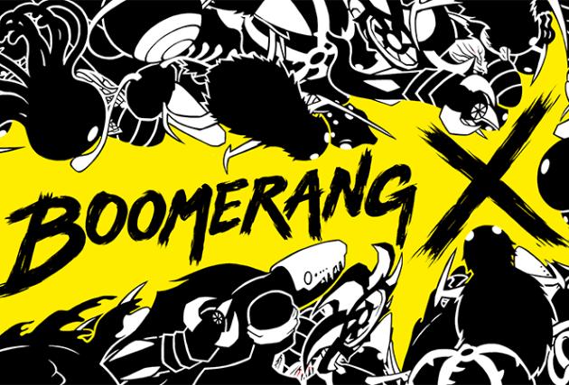 Jogar Boomerang X me trouxe lembrâncias da infância