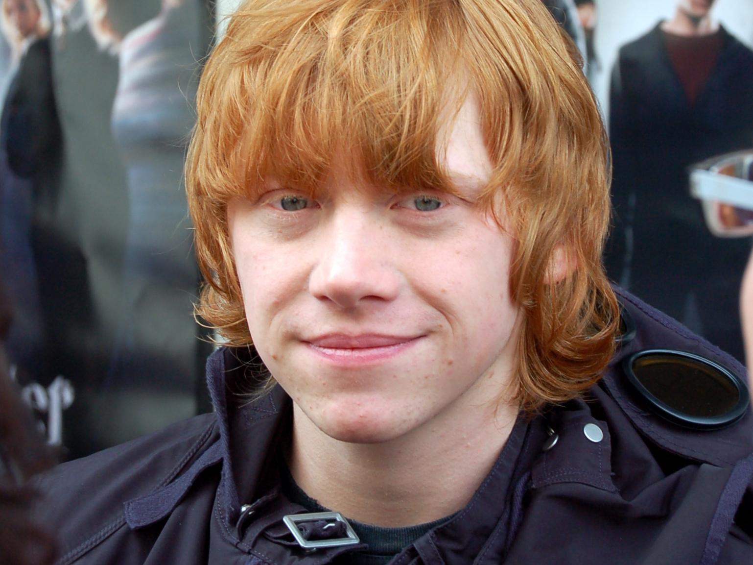 "Rupert Grint, o Rony de ""Harry Potter"", conta que tinha má fama nos bastidores"