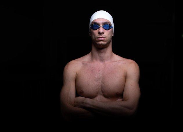 Fernando Scheffer conquista o bronze na final dos 200m livre