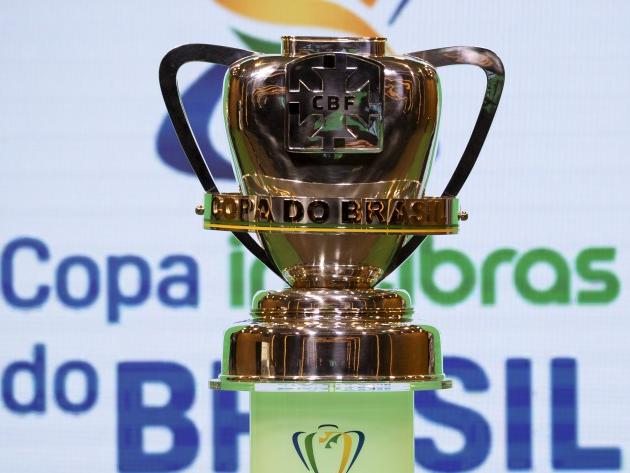 Sorteio define mando de campo da semifinal da Copa do Brasil