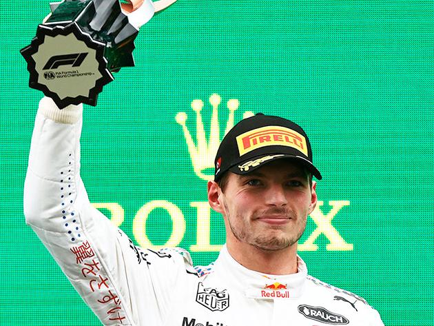 """""""Não foi fácil. Estou feliz por estar no pódio"""", diz Max Verstappen"""