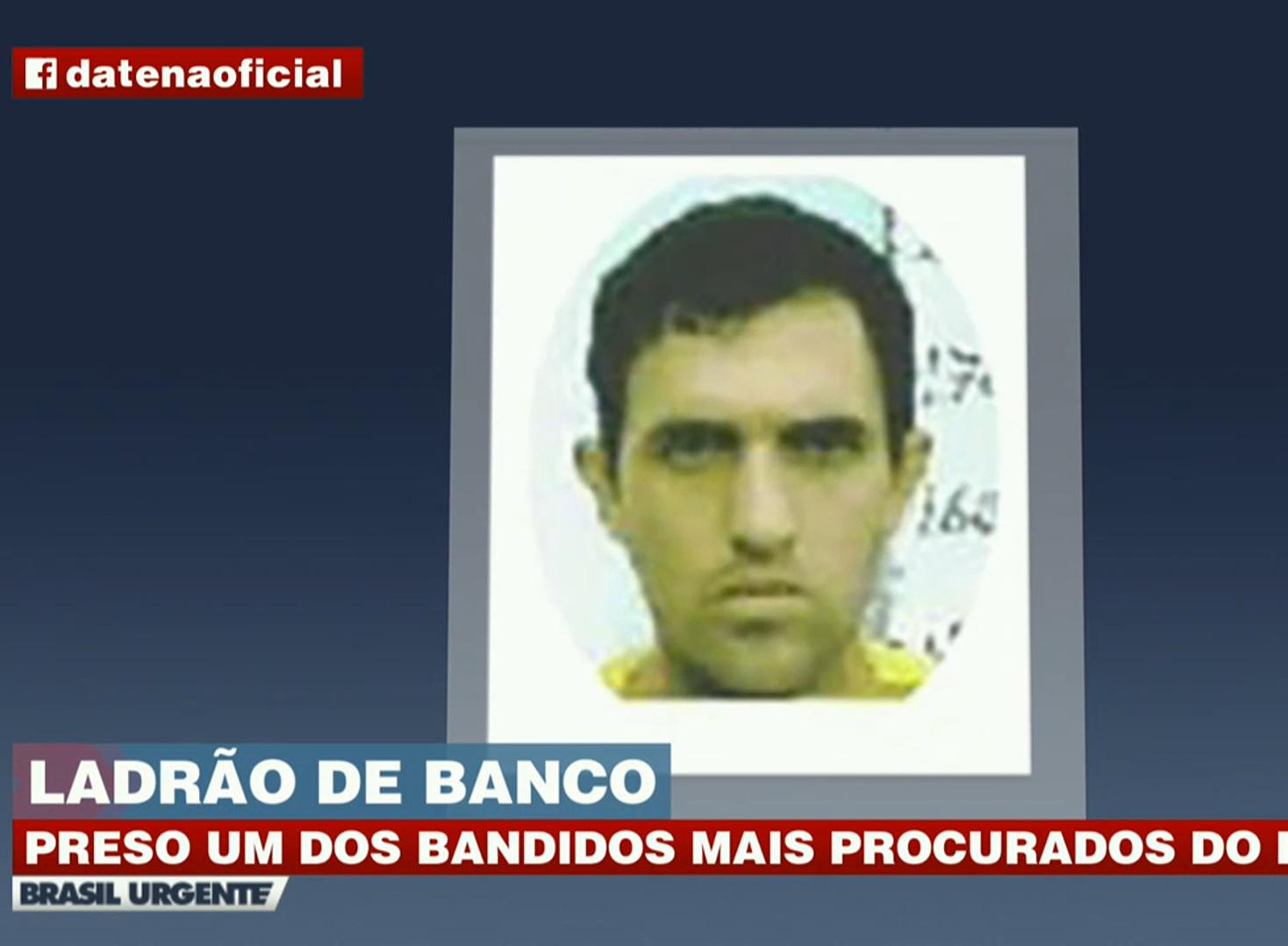 Polícia Civil de São Paulo prende um dos criminosos mais procurados do país