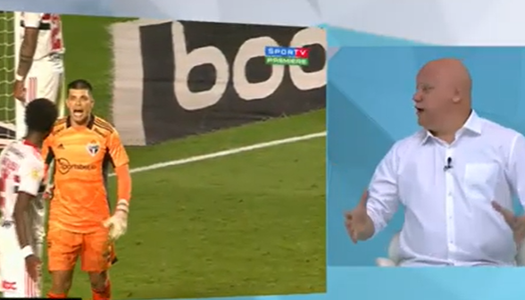 """""""Isso é bom acontecer"""", diz Ronaldo sobre discussão entre Volpi e Arboleda"""