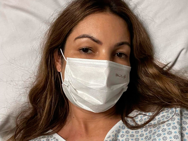 Após cirurgia de emergência, Patrícia Poeta tem alta
