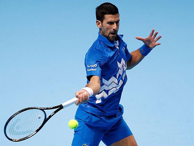 Djokovic foi derrotado por duplo 6/3 pela segunda rodada da fase de grupos