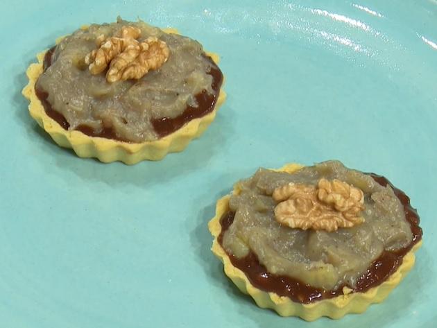 Torta crocante de chocolate e banana sem açúcar: faça em casa a receita de MasterChef