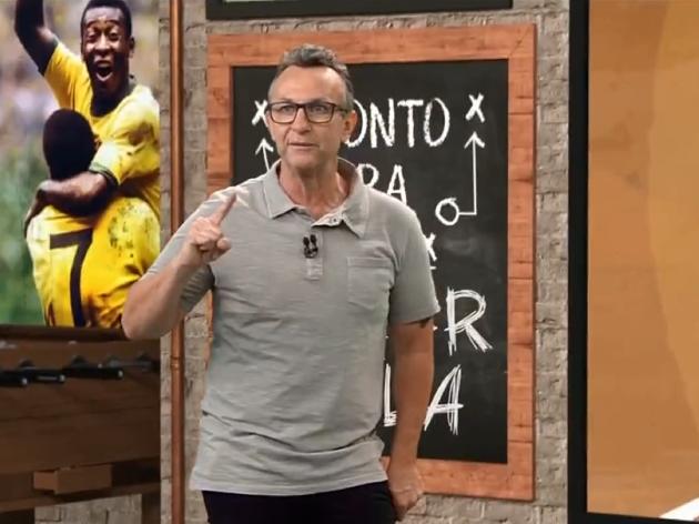 Craque Neto diz que Palmeiras é maior que Liverpool e Manchester City
