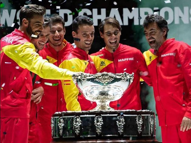 Turim e Innsbruck se juntam a Madri como sedes da Davis